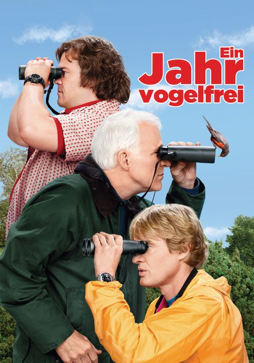 Ein Jahr vogelfrei - Plakatmotiv - Bildquelle: 2011 Twentieth Century Fox Film Corporation. All rights reserved.