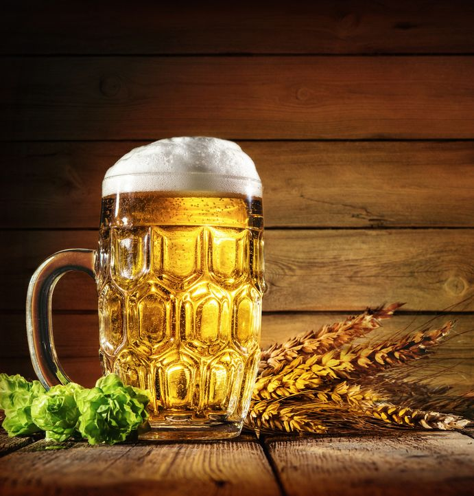 Lauwarmes Bier war gestern - Bildquelle: Getty