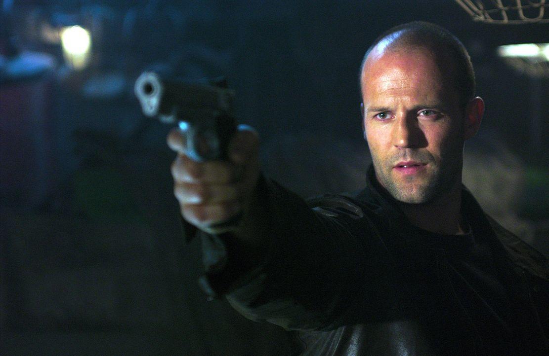 Greer (Jason Statham) kennt keinerlei Skrupel ... - Bildquelle: Warner Bros. Pictures