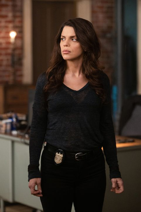 FBI Special Agent Tammy Gregorio (Vanessa Ferlito) - Bildquelle: Sam Lothridge 2019 CBS Broadcasting Inc. All Rights Reserved. / Sam Lothridge
