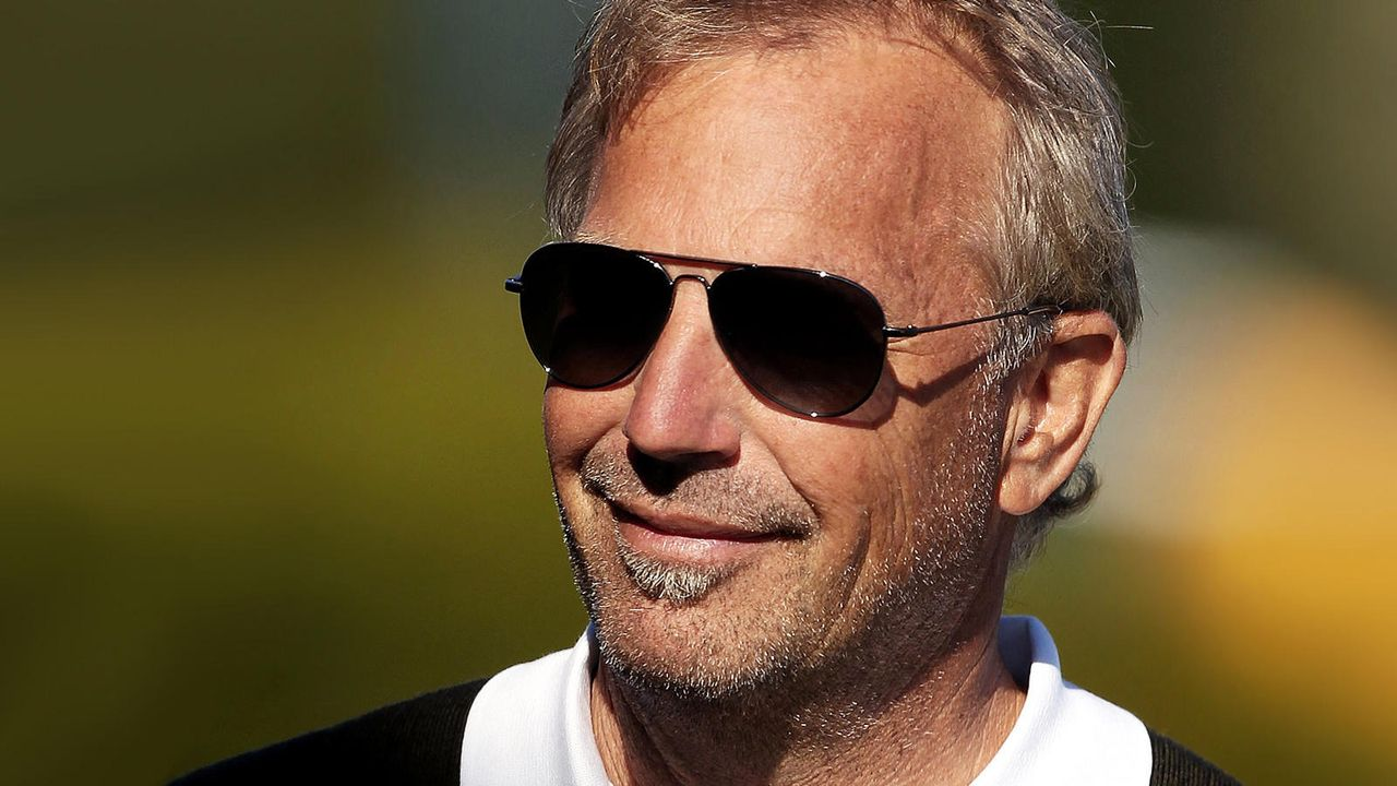 Kevin Costner - Bildquelle: getty-AFP