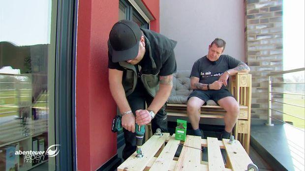 Abenteuer Leben - Abenteuer Leben - Freitag: Pimp My Balkon - Coole Do-it-yourself Ideen