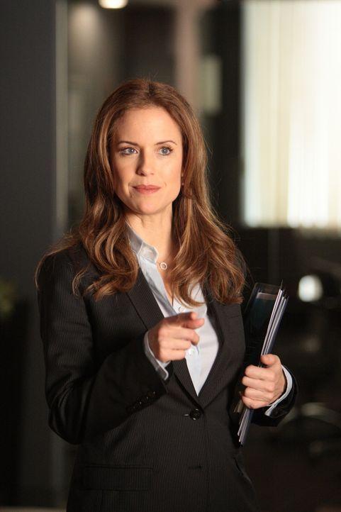 Meghan Doyle (Kelly Preston) will Joe bei der Umsetzung seiner Idee helfen ... - Bildquelle: Paramount Network Television