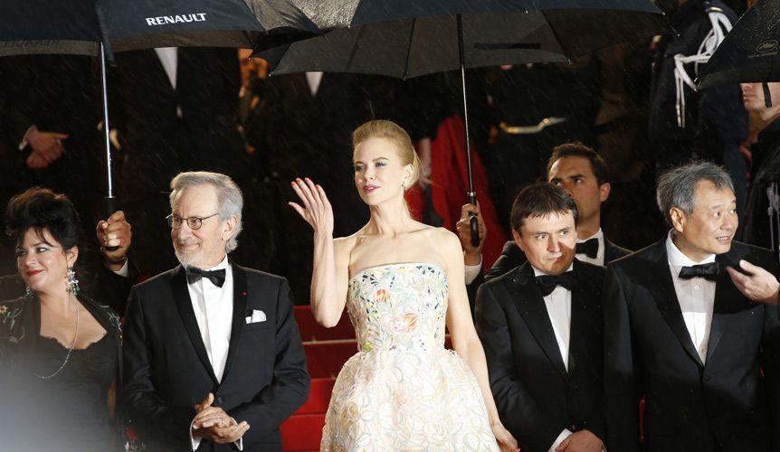 Eröffnungszeremonie in Cannes - Bildquelle: AFP