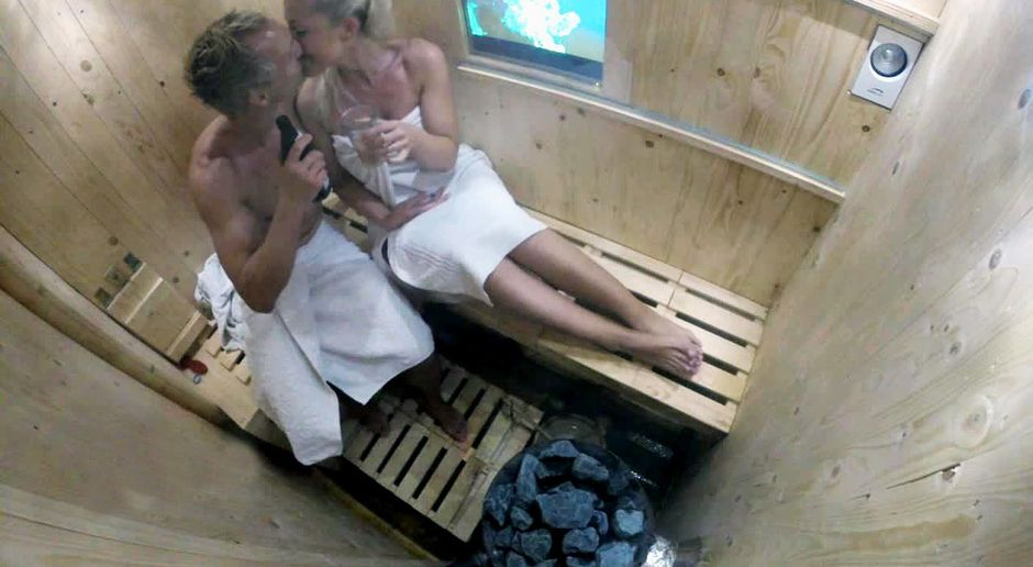 Der fiken sauna in Spontan Ficken