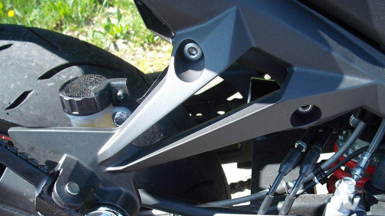 Lineares Kawasaki-Design - Bildquelle: Kabel eins