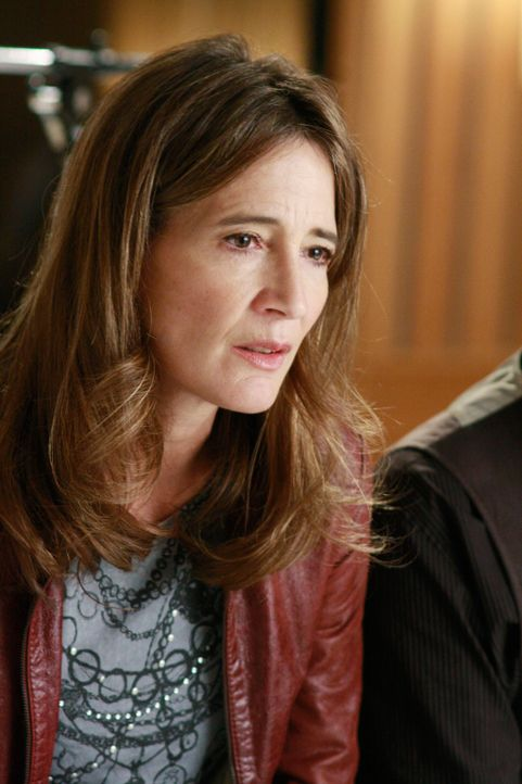 Der Mord an der jungen Sängerin Hayley Blue scheint die Produzentin Bree (Anne Ramsay) sehr mitzunehmen. Oder trügt der Schein? - Bildquelle: ABC Studios