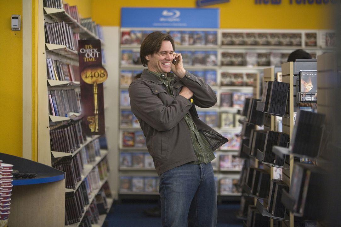 Der Alltag des Pessimisten Carl Allen (Jim Carrey) wird dominiert von seiner negativen Einstellung dem Leben gegenüber und privaten Niederlagen. Doc... - Bildquelle: Warner Bros.