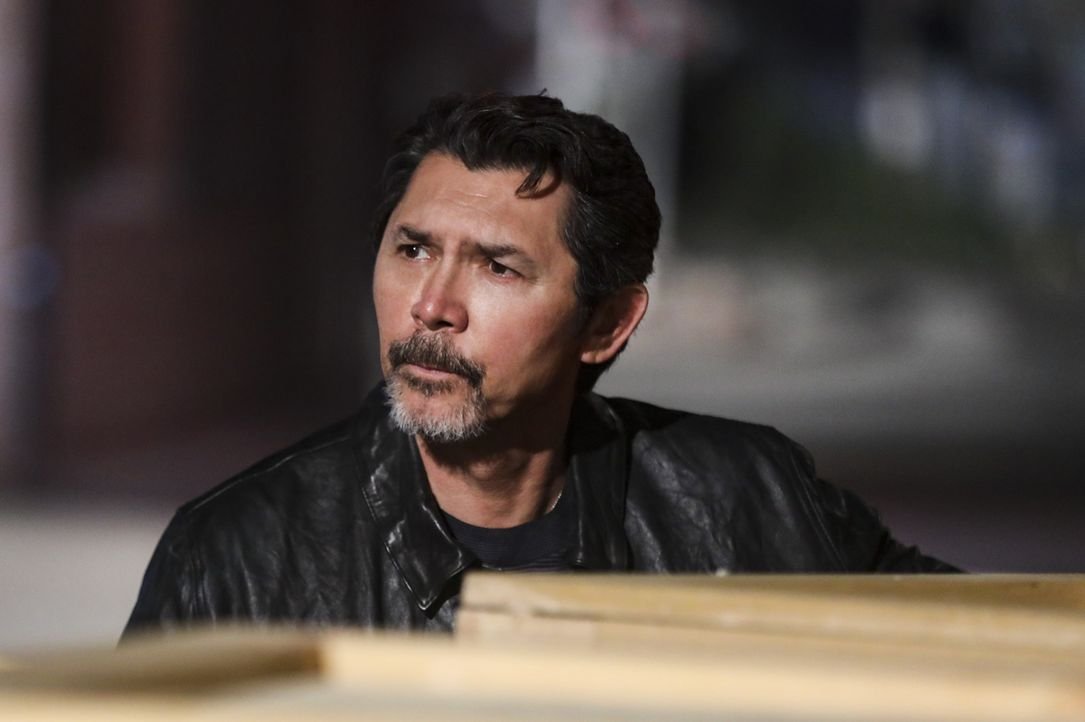 Louis Delgado (Lou Diamond Phillips) - Bildquelle: Craig Blankenhorn 2018 CBS Broadcasting Inc. All Rights Reserved.