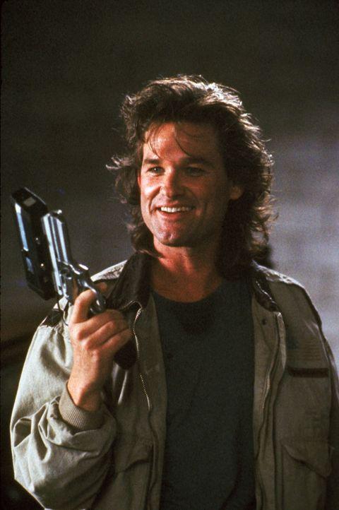 Wo auch immer der Cop Gabriel Cash (Kurt Russell) ermittelt, wächst danach kein Gras mehr ... - Bildquelle: Warner Brothers