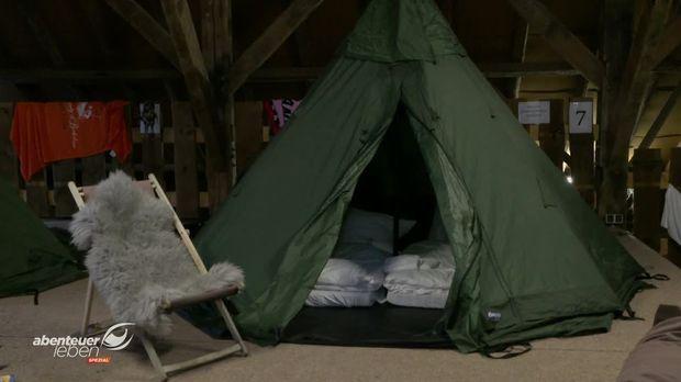 Abenteuer Leben - Abenteuer Leben - Sonntag: Spezial - Gemütliches Campen Unter Einem Dach