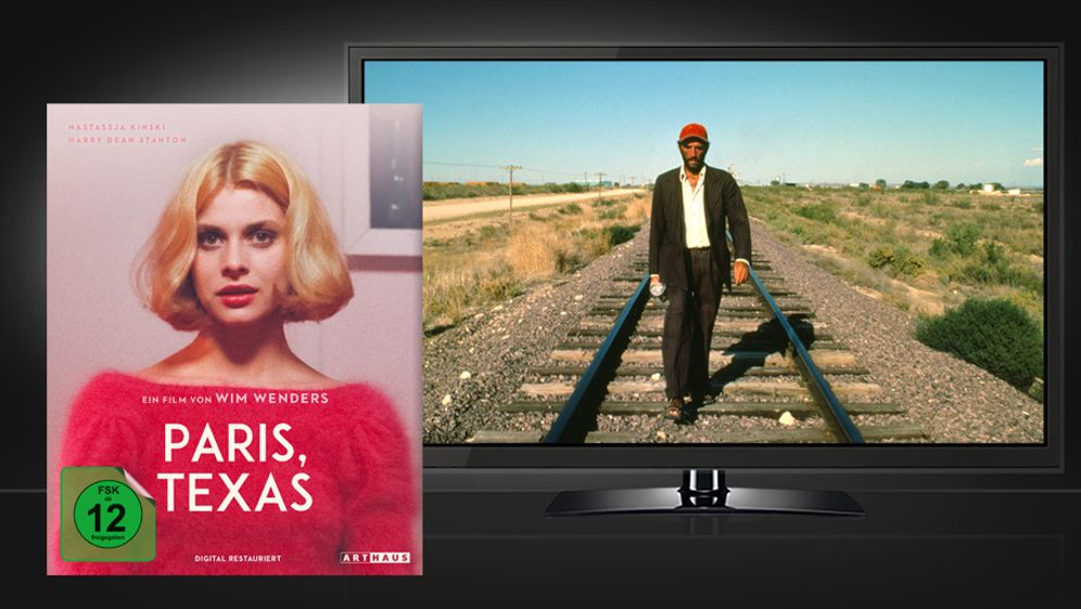 Paris, Texas (Special Edition Blu-ray Disc) - Bildquelle: Arthaus