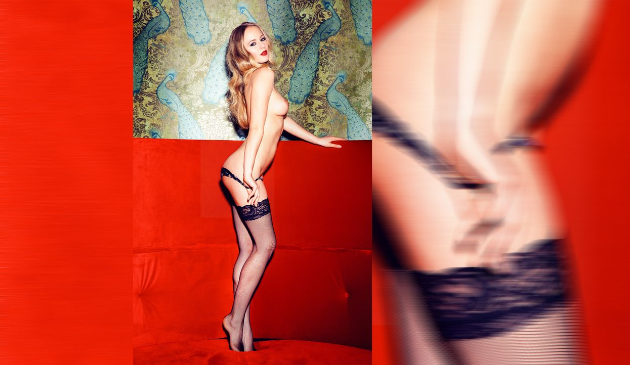 Annetta Negare - Bildquelle: John Meyer für Playboy November 2014