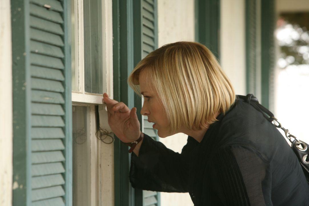Allison (Patricia Arquette) macht eine grausame Entdeckung ... - Bildquelle: Paramount Network Television