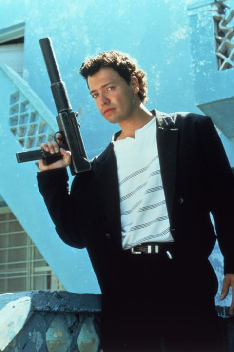 El Mariachi (Carlos Gallardo) - Bildquelle: 1993 Columbia Pictures Industries, Inc. All Rights Reserved.