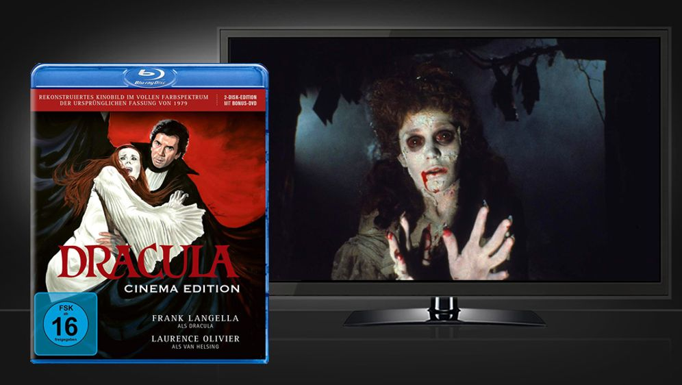 Dracula (1979) (Cinema Edition Blu-ray) - Bildquelle: Koch Films