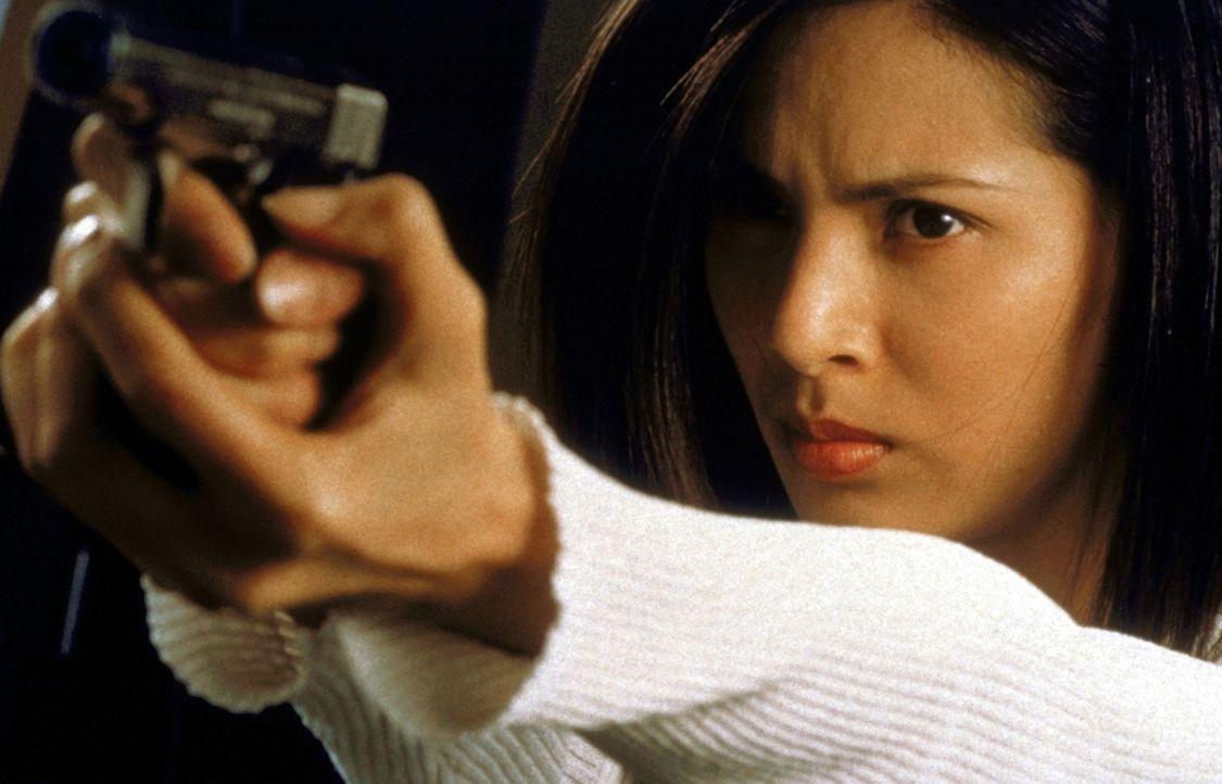 Nationale Sicherheit hat höchste Priorität: Ling Ho (Carmen Lee) von der Special Security Police in Hongkong ... - Bildquelle: TriStar Pictures