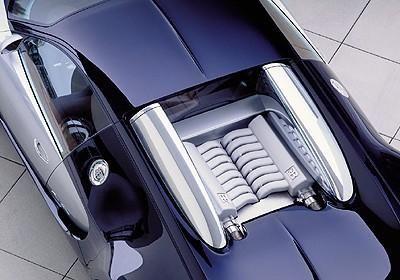 Das schnellste Auto der Welt... - Bildquelle: Bugatti