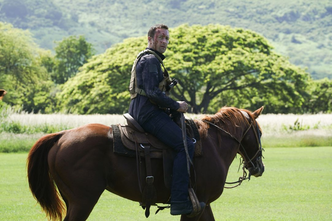 Steve McGarrett (Alex O'Loughlin) - Bildquelle: Karen Neal 2018 CBS Broadcasting, Inc. All Rights Reserved. / Karen Neal
