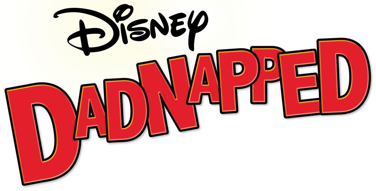 DADNAPPED - DIE ENTFÜHRUNG MEINES VATERS - Logo - Bildquelle: Disney Enterprises, Inc.  All rights reserved