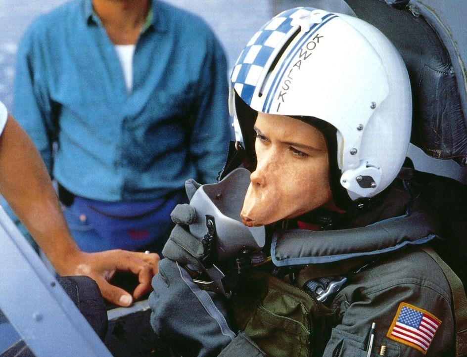 Zu schnell unterwegs: Kowalski (Kristy Swanson) ... - Bildquelle: The 20th Century Fox Film Corporation