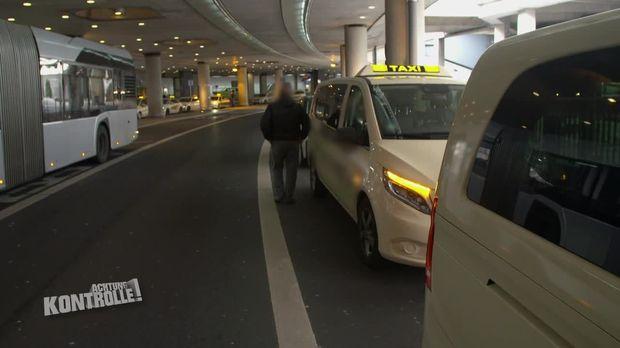 Achtung Kontrolle - Achtung Kontrolle! - Thema U.a: Flughafenverbot Für Taxifahrer