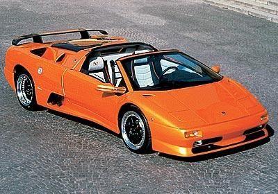 Platz 8: Lamborghini Diablo SV - Bildquelle: Lamborghini