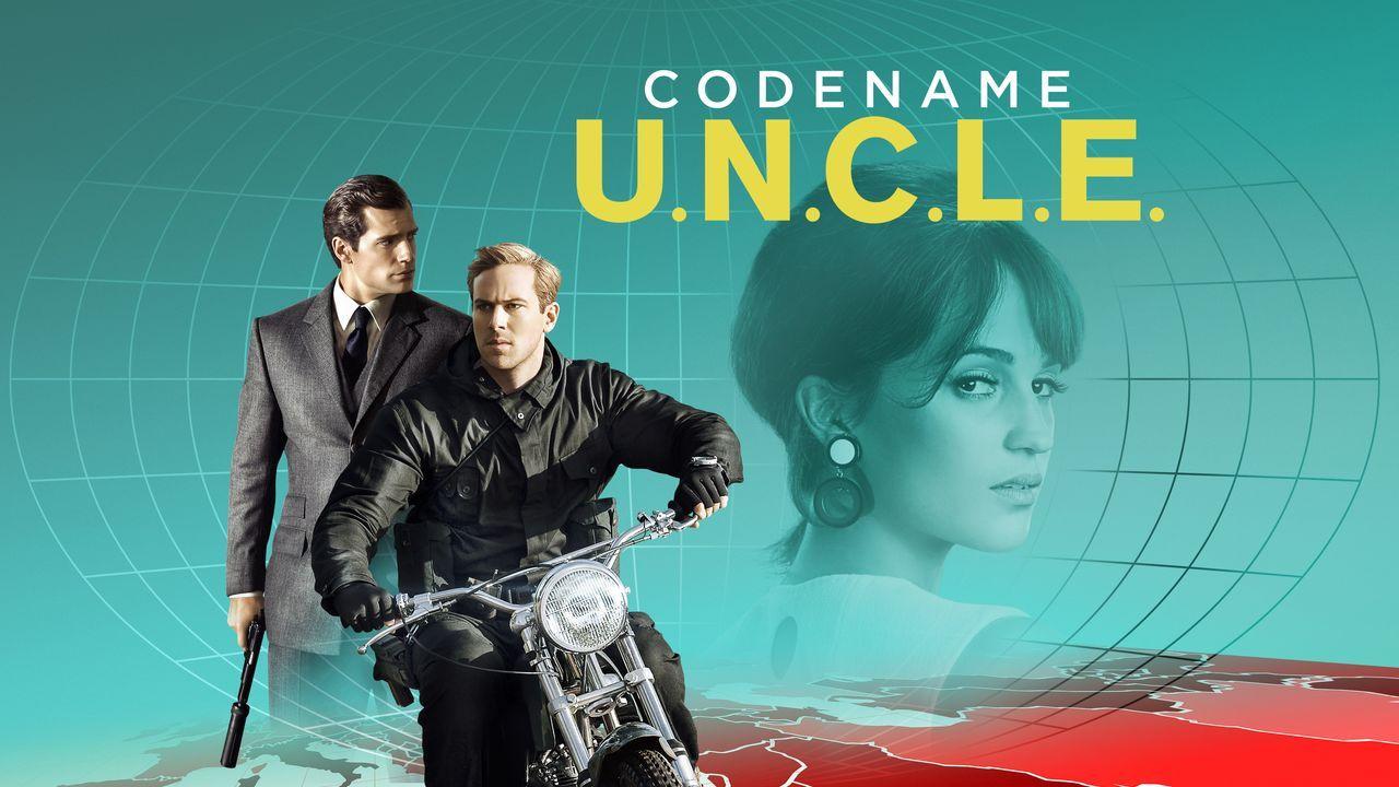 Codename U.N.C.L.E. - Artwork - Bildquelle: Warner Bros.