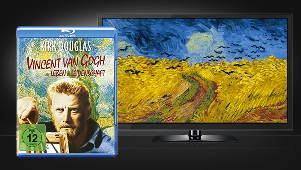 Vincent van Gogh - Ein Leben in Leidenschaft (Blu-ray Disc) - Bildquelle: Warner Home Video