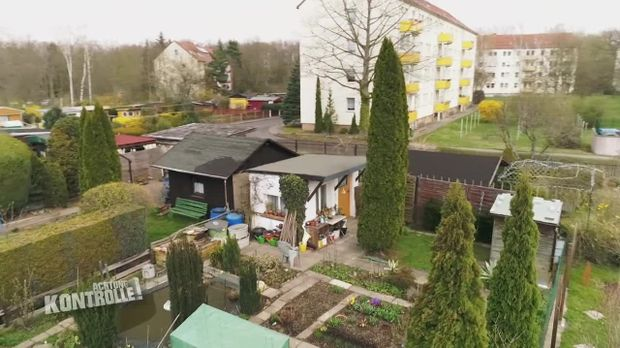 Achtung Kontrolle - Achtung Kontrolle! - Thema U.a:zoff Im Kleingarten-paradies - Kleingartenverein Leipzig
