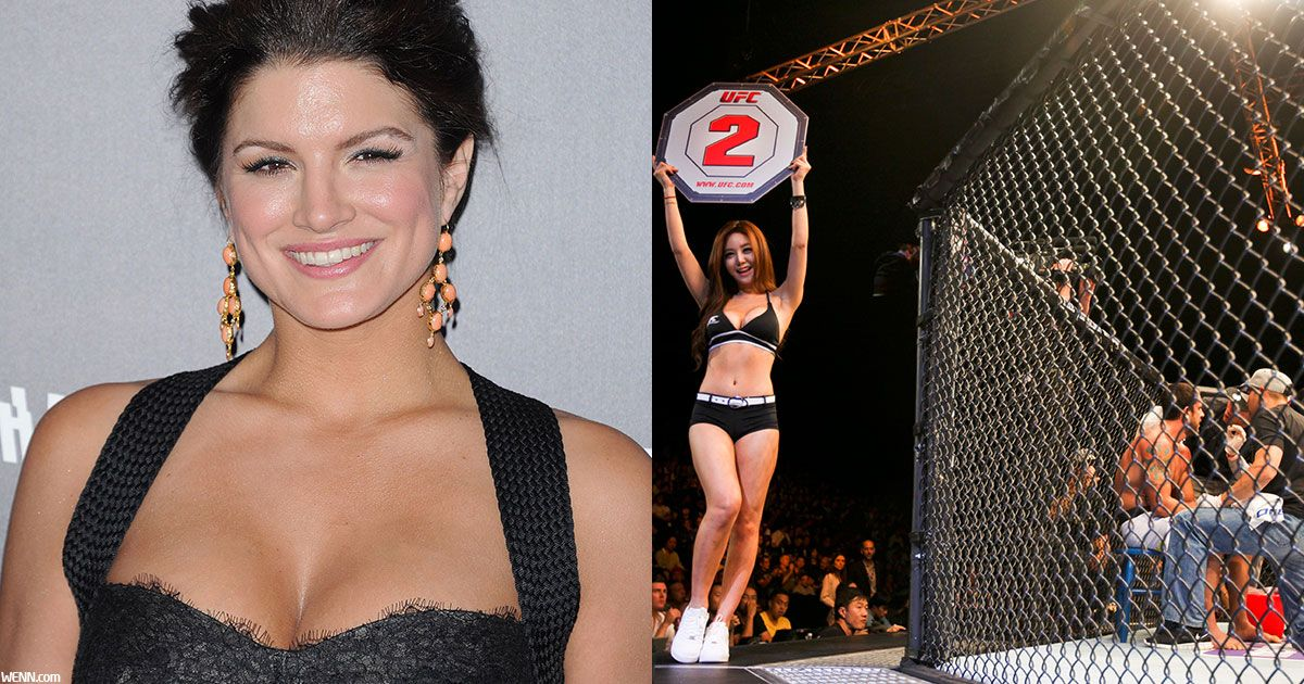 Gina Carano - Mixed Martial Arts
