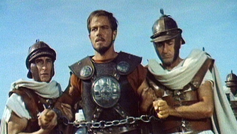 Der Letzte der Gladiatoren - Bildquelle: Sancro Film