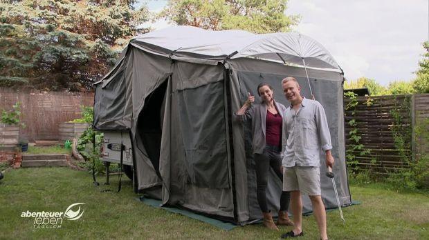 Abenteuer Leben - Abenteuer Leben - Dienstag: Camping-luxus: Deluxe Zelte