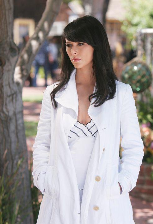 Ein ziemlich konfus scheinender Geist bedrängt Melinda (Jennifer Love Hewitt) ... - Bildquelle: ABC Studios