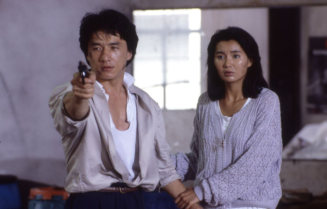 Chan Ka Kui (Jackie Chan, l.); May (Maggie Cheung, r.) - Bildquelle: 2010 Fortune Star Media Limited. All rights reserved.