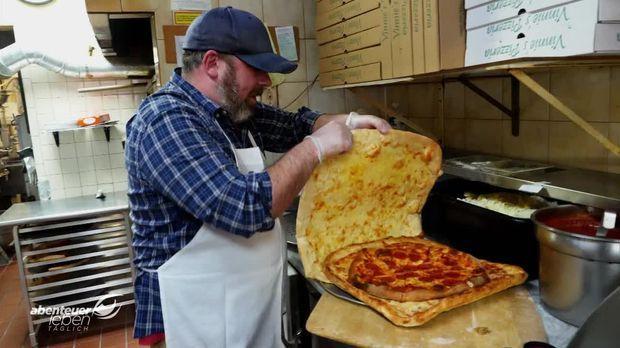 Abenteuer Leben - Abenteuer Leben - Montag: New York: Das Pizza-mekka