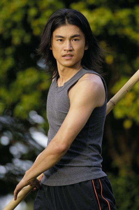 Behauptet, dass Wendy Wu eine Reinkarnation einer uralten Kriegerin ist: Shen (Shin Koyamada) ... - Bildquelle: Buena Vista International Television