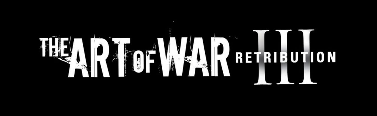 ART OF WAR III, THE:  DIE VERGELTUNG - Logo - Bildquelle: 2009 Sony Pictures Home Entertainment Inc. All Rights Reserved.