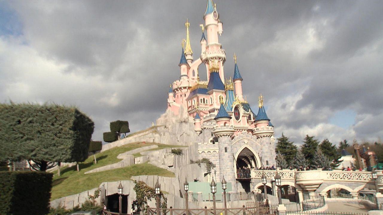 Disneyland Paris - Bildquelle: kabel eins