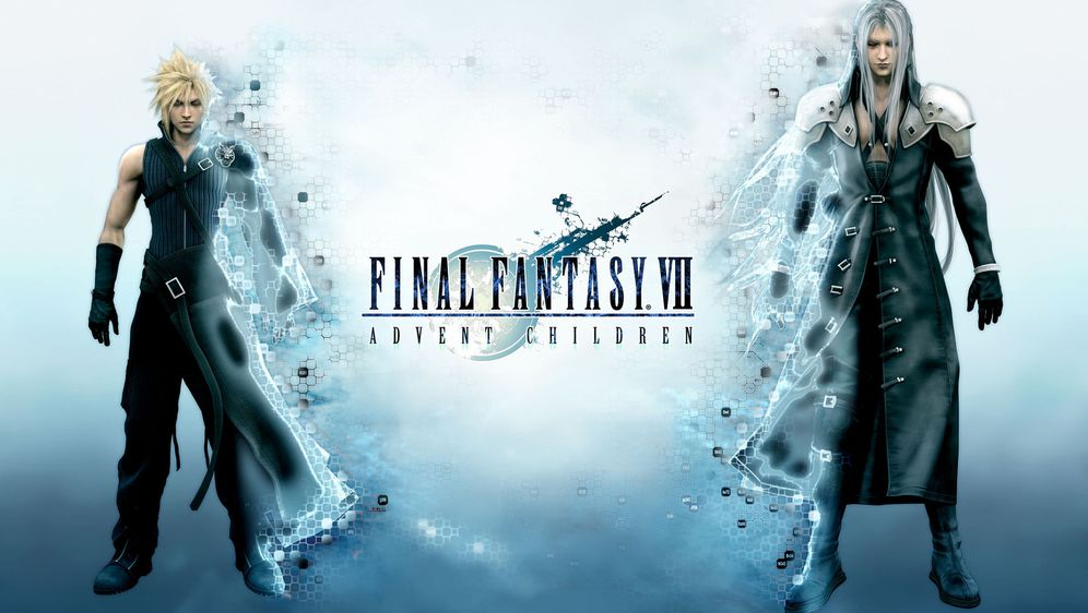 Final Fantasy VII: Advent Children - Bildquelle: 2005 Square Enix Co., LTD. All Rights Reserved.