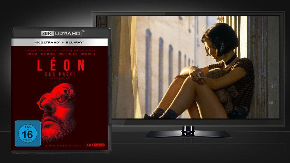 Leon - der Profi (4K UHD+Blu-ray Disc)