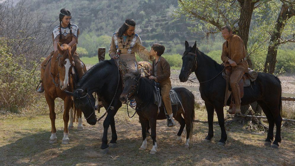 Winnetou und das Halbblut Apanatschi - Bildquelle: BetaFilm
