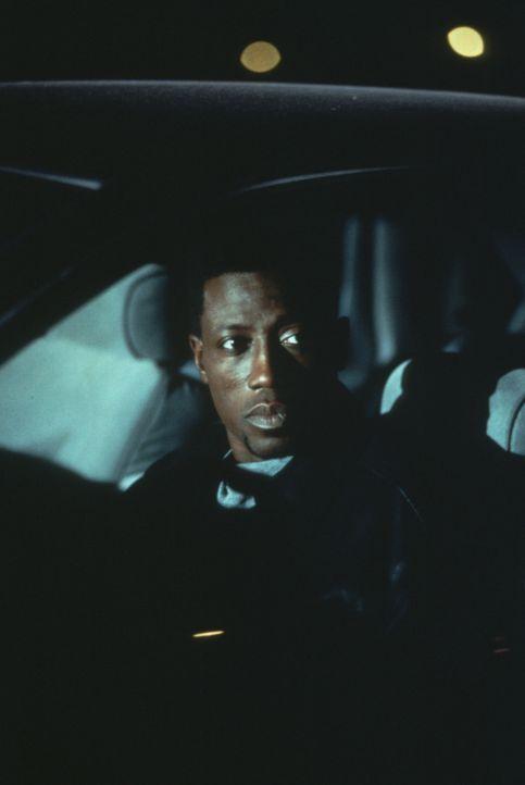 Für Detective Harlan Regis (Wesley Snipes) sind die Ermittlungen der reinste Horror: Am Tatort wimmelt es nur so von Geheimagenten, die Spuren verwi... - Bildquelle: Warner Bros.