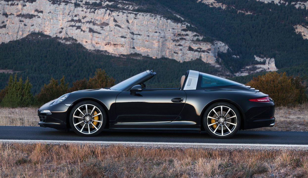 Porsche 911 Targa 4S (7)