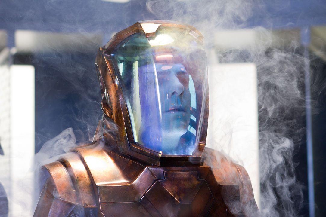 Geraten zwischen alle Fronten: Spock (Zachary Quinto) und die Enterprise ... - Bildquelle: Zade Rosenthal 2013 Paramount Pictures.  All Rights Reserved. / Zade Rosenthal