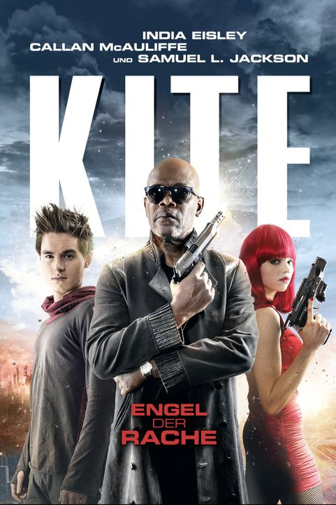 KITE - ENGEL DER RACHE  - Plakatmotiv - Bildquelle: Licensed by Tiberius Film GmbH & Co KG