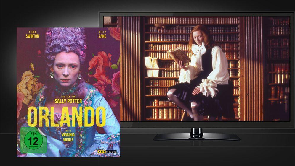 Orlando (Blu-ray Disc) - Bildquelle: ARTHAUS