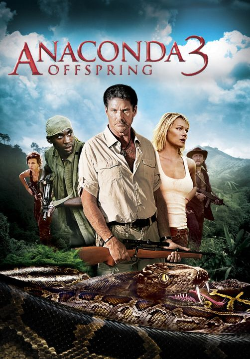 Anaconda 3 - The Offspring - Bildquelle: 2008 Worldwide SPE Acquisitions Inc. All Rights Reserved.