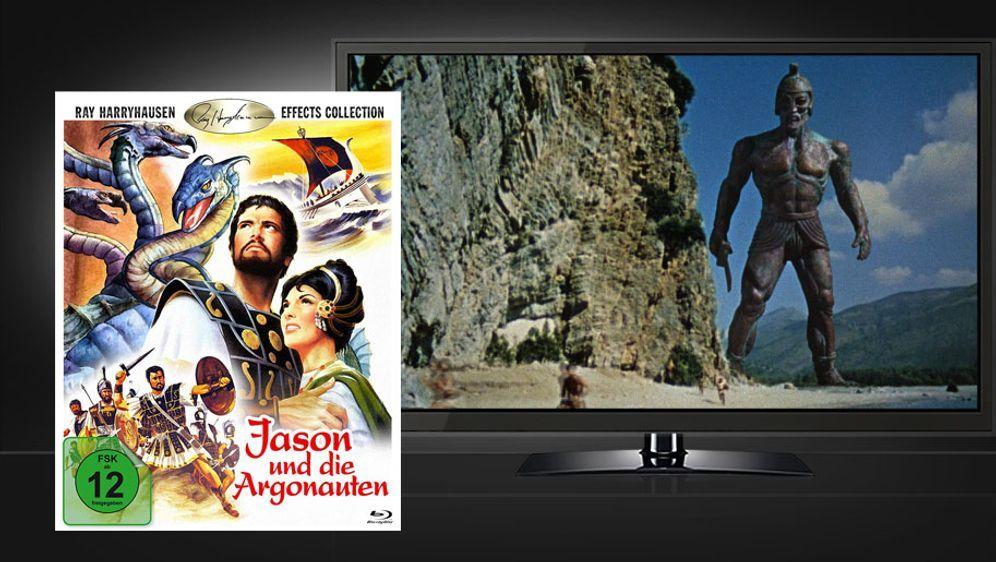 Jason und die Argonauten (Blu-ray Disc) - Bildquelle: Koch Films