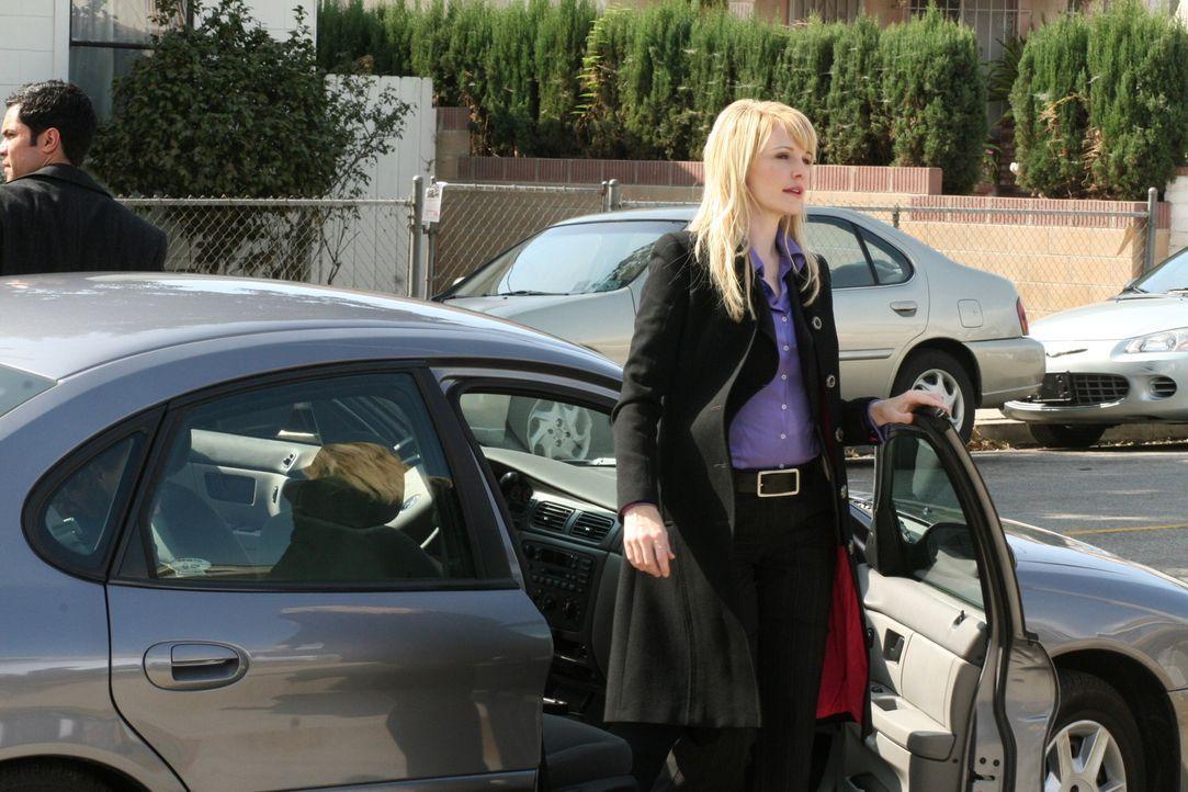 Ein ungeklärter Mordfall beschäftigt Det. Lilly Rush (Kathryn Morris) ... - Bildquelle: Warner Bros. Television